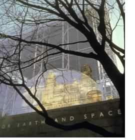Hayden Planetarium - Bag End